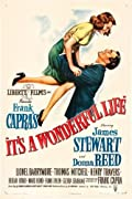 It's A Wonderful Life Movie Poster #01 11x17 Heavy Stock Print