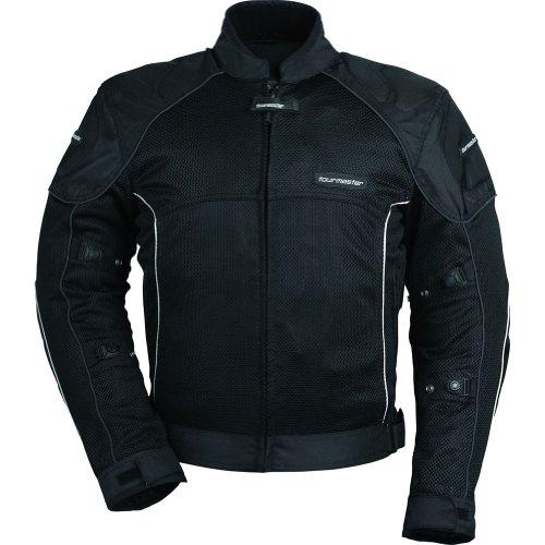 Tour Master Intake Air 3 Jacket - X-Large/Black/Black