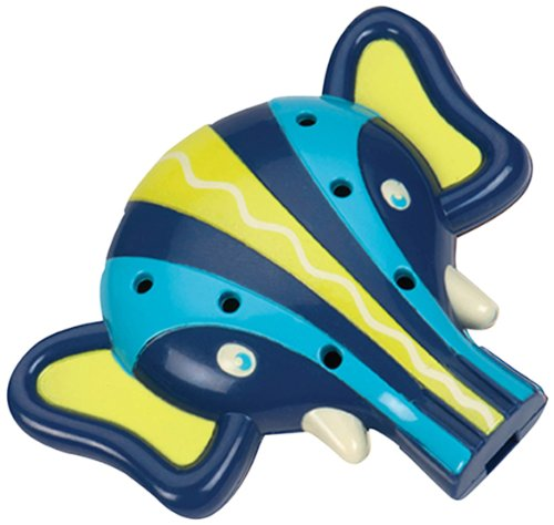 Toysmith Elephant Ocarina Whistle