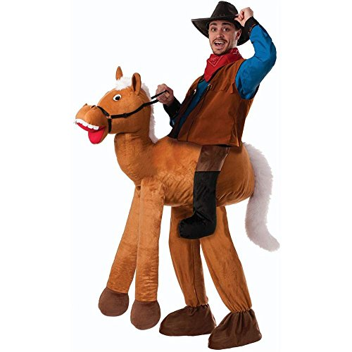 Ride-A-Horse Adult Costume - One Size