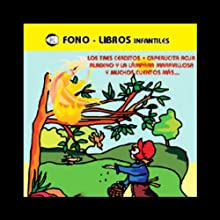 Los Tres Cerditos y Muchos Cuentos Mas Volume 4 [The Three Little Pigs and Many More Stories, Volume 4] Audiobook by  various Narrated by Myriam Rincon Alvarado