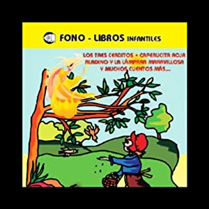 Los Tres Cerditos y Muchos Cuentos Mas Volume 4 [The Three Little Pigs and Many More Stories, Volume 4] Audiobook