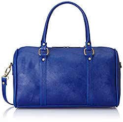 Alessia74 Women's Handbag (Blue) (TY005A)