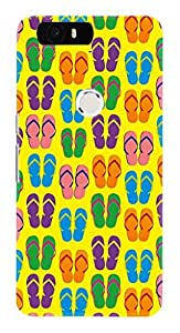 Artangle The Slippers Case for Nexus 6P