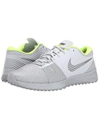 Nike Men's Zoom Speed TR2 Cross Trainer Pure Platinum/Volt 17 M US