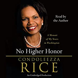 No Higher Honor Audiobook