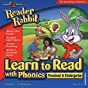 Reader Rabbit Learn to Read With Phonics (Preschool & Kindergarten)