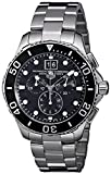TAG Heuer Men's CAN1010BA0821 Aquaracer Chronograph Watch thumbnail