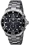 TAG Heuer Mens CAN1010BA0821 Aquaracer Stainless Steel Chronograph