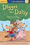 img - for Star in a Play (I AM A READER!: Digger and Daisy) book / textbook / text book