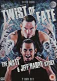 echange, troc Wwe - Twist of Fate: the Matt and Jeff Hardy Story [Import anglais]