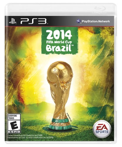 EA Sports 2014 FIFA World Cup Brazil - PlayStation 3 - 1