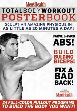 Men\'s Health Total Body Workout: Poster Book