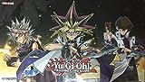 遊戯王 generationduel 公式 プレイマット 武藤 遊戯