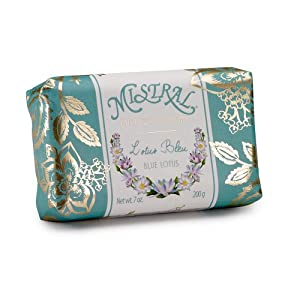Mistral Edition Boheme  Soap, Blue Lotus, 200 Grams Bar