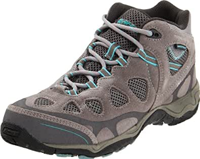 Hi Tec Women S Total Terrain Mid Wp Hiking Shoe