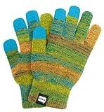 (エヴォログ)Evolg AZTECA 液晶タッチ対応手袋 LET 2307 GREEN Free