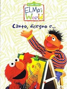 Amazon.com: Il Mondo Di Elmo #04 - Canto, Disegno E [Italian