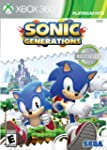 Sonic Generations - Xbox 360 Standard...