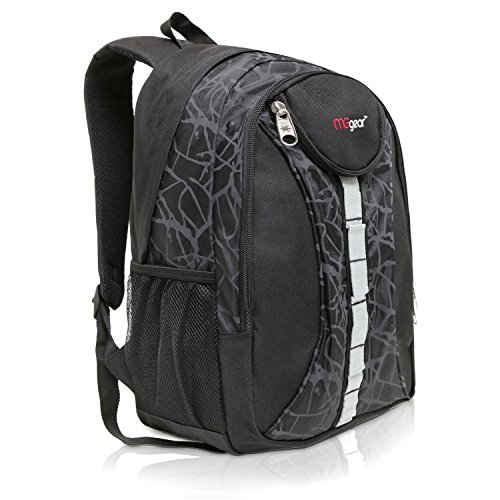 18 Inch MGgear Student School Bookbag /Children Sports Backpack / Travel Carryon