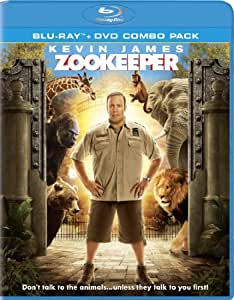 Zookeeper (Two-Disc Blu-ray/DVD Combo)