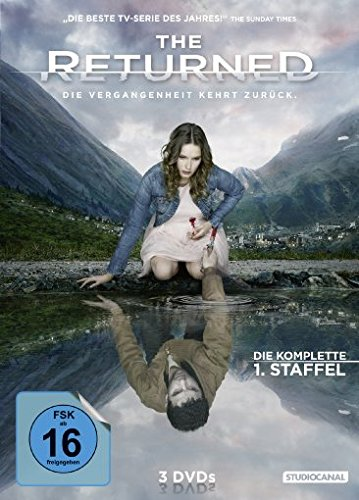 The Returned - Die komplette 1. Staffel [3 DVDs] hier kaufen