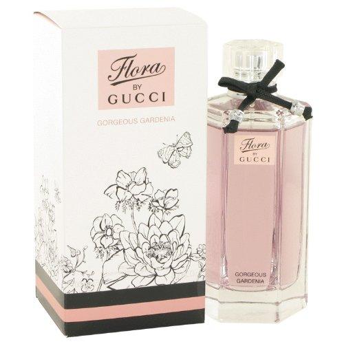 Compare Prices Flora Gorgeous Gardenia By Gucci Eau De Toilette