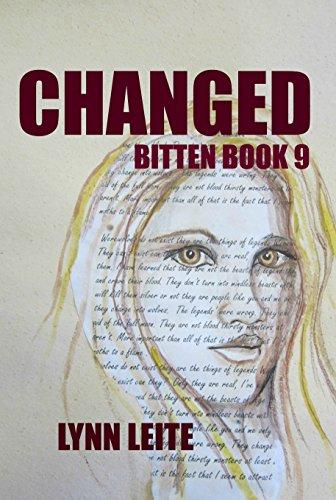 Changed: Bitten Book9 (Bitten Series)