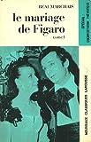 LE MARIAGE DE FIGARO, TOME I, NOUVEAUX CLASSIQUES LAROUSSE (2030341010) by BEAUMARCHAIS