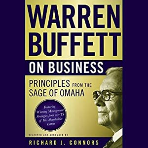 Warren Buffett on Business Audiobook