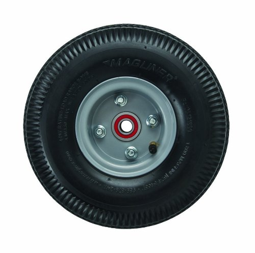 Air Tire 10″ x 3.5″  Pneumatic Wheel For Magliner Hand Truck  121060
