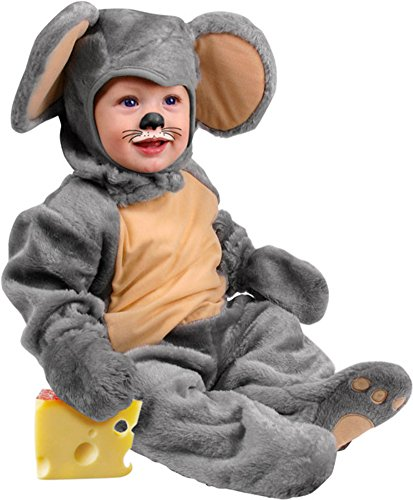 Infant Baby Mouse Halloween Costume (12- 18 months)
