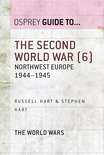 The Second World War (6): Northwest Europe 1944-1945 (Guide To...)