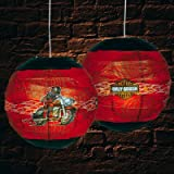 Harley - Young Riders Rice Paper Lamp