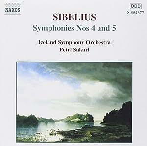 Sinfonie4 und 5