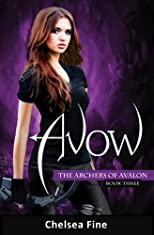 Avow (The Archers of Avalon, Book Three)