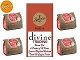 Douwe Egberts Senseo Medium Roast Coffee 18 Pads (Divine Trading Box Set of 4, Total 72 Pads)
