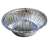 Disposable Aluminum Foil Cups Baking Bake Muffin Cupcake Tin Mold Round 48 Pcs !