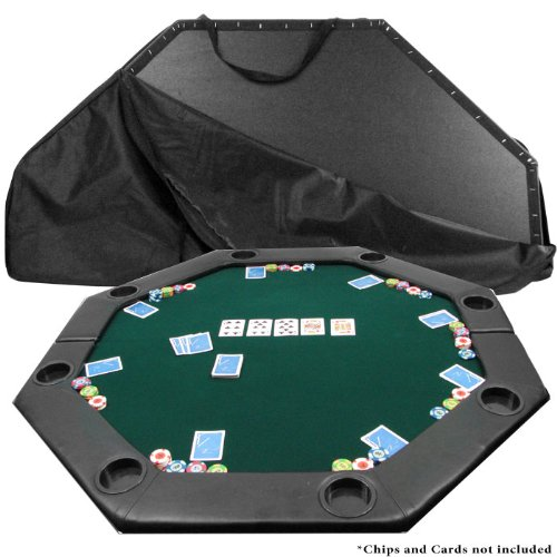 Octagon Padded Poker Tabletop