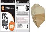 hoover type bp shoulder vac backpack paper bags 7pk  401000bp