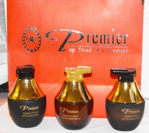 Premier Dead Sea Ageless Future Set+konad Hand Cream for Strong Nails