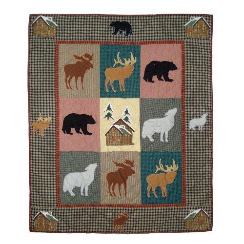 Wildlife Fleece Blankets