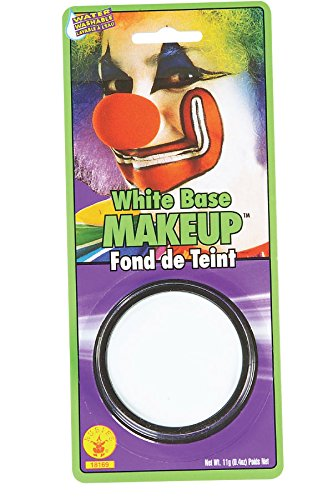 Rubie's Costume Co Grease Paint Makeup-White Costume - 1