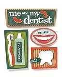 Karen Foster Stacked Stickers - Dentist
