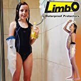 Limbo Waterproof Cast Protectors - For Showers AND Baths! (Child Below Elbow)