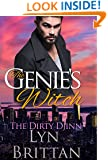 The Genie's Witch: A Paranormal Romance (The Dirty Djinn Series Book 1)