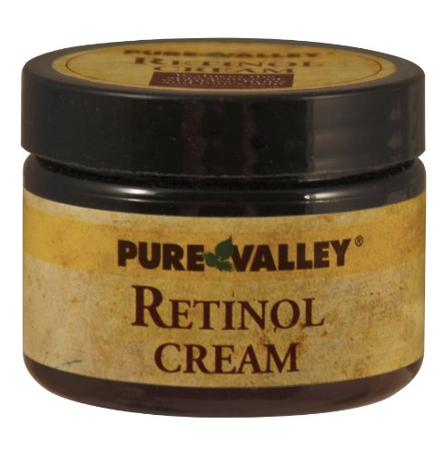 Retinol Cream - 2Oz. Reduces The Appearance Of Wrinkles. Firms And Tones Skin.