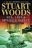 img - for Sex, Lies & Serious Money (A Stone Barrington Novel) book / textbook / text book
