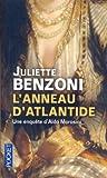 echange, troc Juliette Benzoni - L'Anneau d'Atlantide