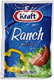 Kraft Ranch Salad Dressing, 1.5-Ounce Packages (Pack of 60)